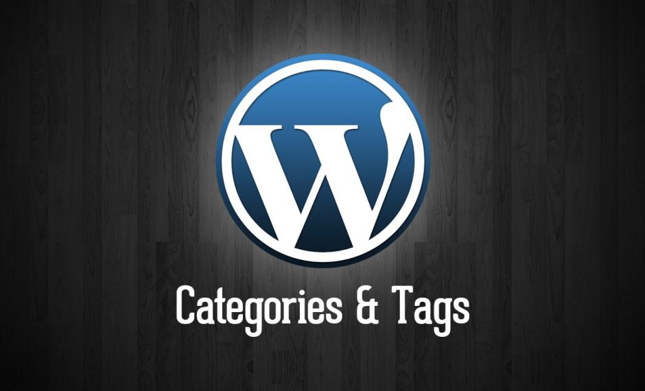 SEO & WordPress : mots clés et catégories