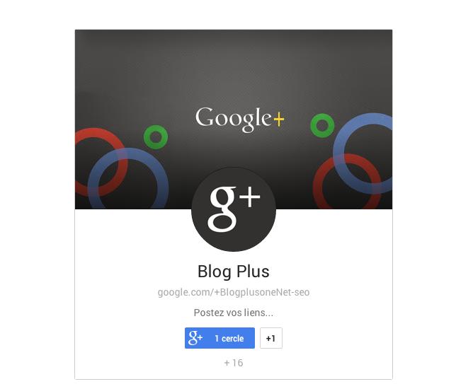 Pourquoi utiliser mon annuaire sur Google Plus ?